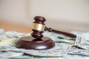 brown gavel on Stryker Hip Replacement Recall Continues to Trigger Lawsuits